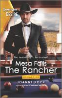 Title: The rancher. Author:Rock, Joanne