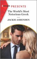 Title: The world's most notorious Greek. Author:Ashenden, Jackie