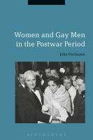Women and Gay Men in the Postwar Period