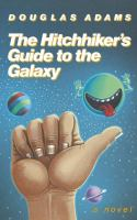 Cover Image of Hitchhiker&apos;s Guide to the Galaxy