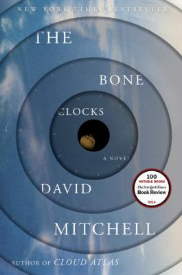 Cover Image for The Bone Clocks by David Mitchell