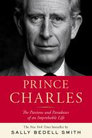 book cover image Prince Charles