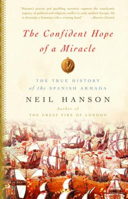 cover of the book Confident Hope of a Miracle