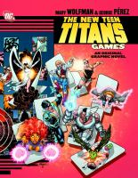 The new Teen Titans. Games