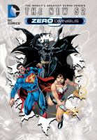 The New 52 zero omnibus