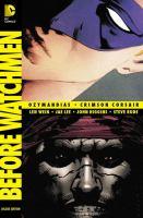 Before Watchmen. Ozymandias/Crimson Corsair