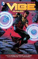Justice League of America's Vibe. Volume 1, Breach