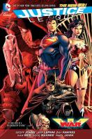 Justice League : Trinity War
