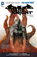 Batman, the Dark Knight. Volume 4, Clay