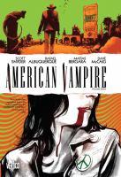 American Vampire. volume seven