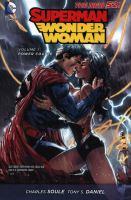 Superman/Wonder Woman Vol. 1 : Power Couple