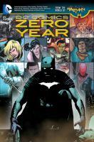 DC Comics : zero year