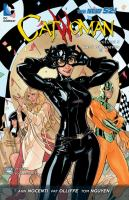 Catwoman. Volume 5, Race of thieves