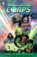 Green Lantern Corps. Volume 5, Uprising