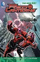 Red Lanterns. Volume 5, Atrocities
