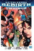 DC universe. Rebirth omnibus