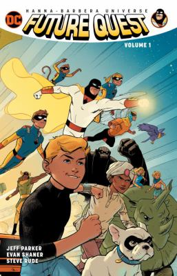 Future Quest 1 book jacket