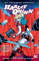 Harley Quinn: Vol. 3, Red Meat