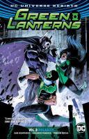 Green Lanterns: Vol. 3, Polarity