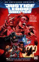 Justice League of America: Vol. 2, Curse of the Kingbutcher