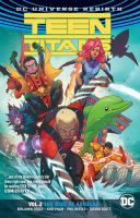 Teen Titans: Vol. 2, The Rise of Aqualad