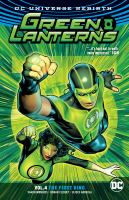 Green Lanterns: Vol. 4, The First Ring