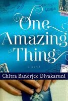 Cover of the book One amazing thing
