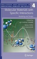 Molecular materials with specific interactions [electronic resource] : modeling and design