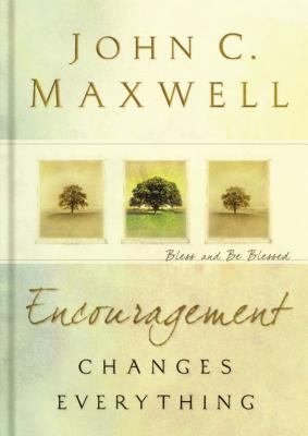 cover to Encouragement Changes Everything