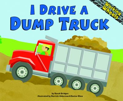 Cover Art for I drive a dump truck