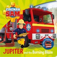 Jupiter and the Burning Blaze