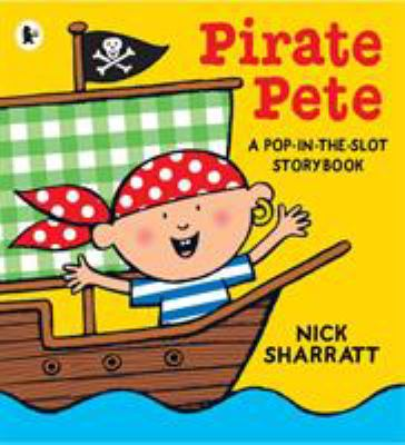 """Book Cover - Pirate Pete"""" title=""""View this item in the library catalogue"""