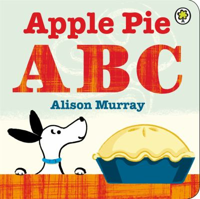 "Book Cover - Apple pie ABC "" title=""View this item in the library catalogue"