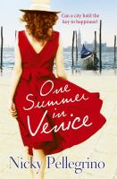 One Summer in Venice
