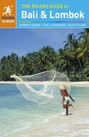 Rough Guide to Bali and Lombok