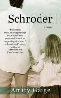 Schroder [text (large print)]