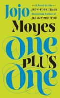 One plus one [text (large print)]