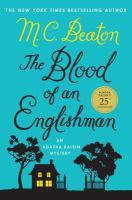 The blood of an Englishman : an Agatha Raisin mystery