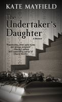 The Undertaker's Daughter (LARGE PRINT)