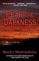 Fear The Darkness (LARGE PRINT)