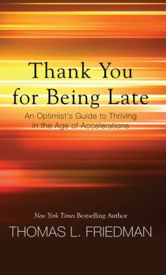 Cover Image for Thank You for Being Late