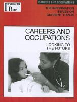 Careers and Occupations