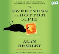Cover of the book The sweetness at the bottom of the pie