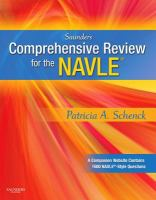 Saunders comprehensive review for the NAVLE /
