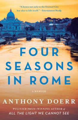Cover Image for Four Seasons in Rome by Anthony Doerr