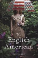 Cover of the book The English American