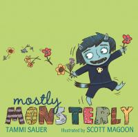 Cover Image of Mostly Monsterly