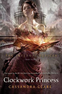 Cover image for Clockwork Princess