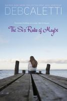 Cover of the book The six rules of maybe