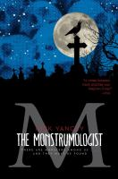 Monstrumologist book cover